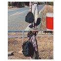 Холщовые рюкзаки для отдыха Сумки для студентов колледжей Мужские и женские дорожные сумки Школьные ранцы высокого качества