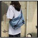 Fashion Denim Single-shoulder Bags High Quality Schoolbag Women Bags Ladies Handbags Messenger Bags Jean Shoulder Crossbody Bags