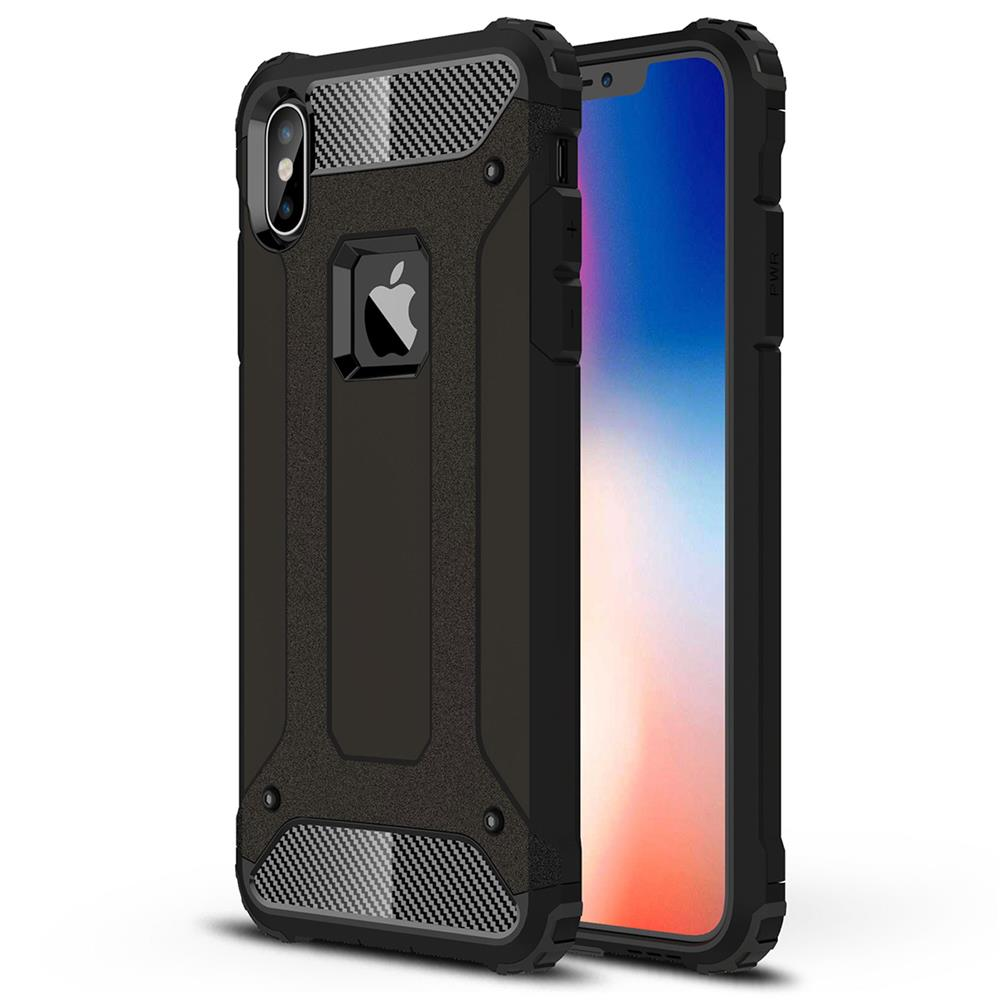 King Kong Armor Premium Shockproof Dual Layer Rugged Cell Phone Hard Cover