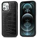 Crocodile Pattern Magsafe Mobile Phone Case for Apple iPhone 12 Mini / 12 / 12 Pro / 12 Pro Max