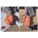 帆布休閒背包大學生書包男女旅行包高品質書包